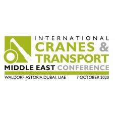 Cranes & Transport Middle East 2020